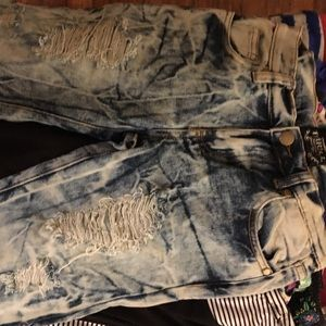Other - Thrill jeans juniors size 3 equivalent to kids 14